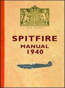 Spitfire-manual 1940