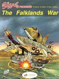 Biggles Recounts 1: The Falklands War