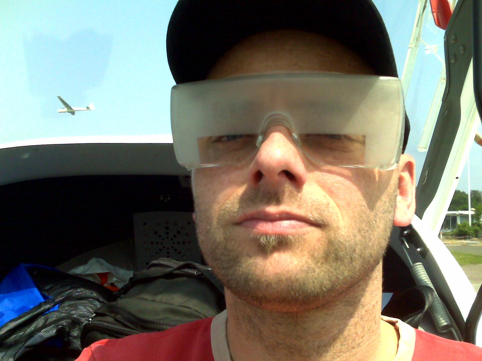 Blind flying 1