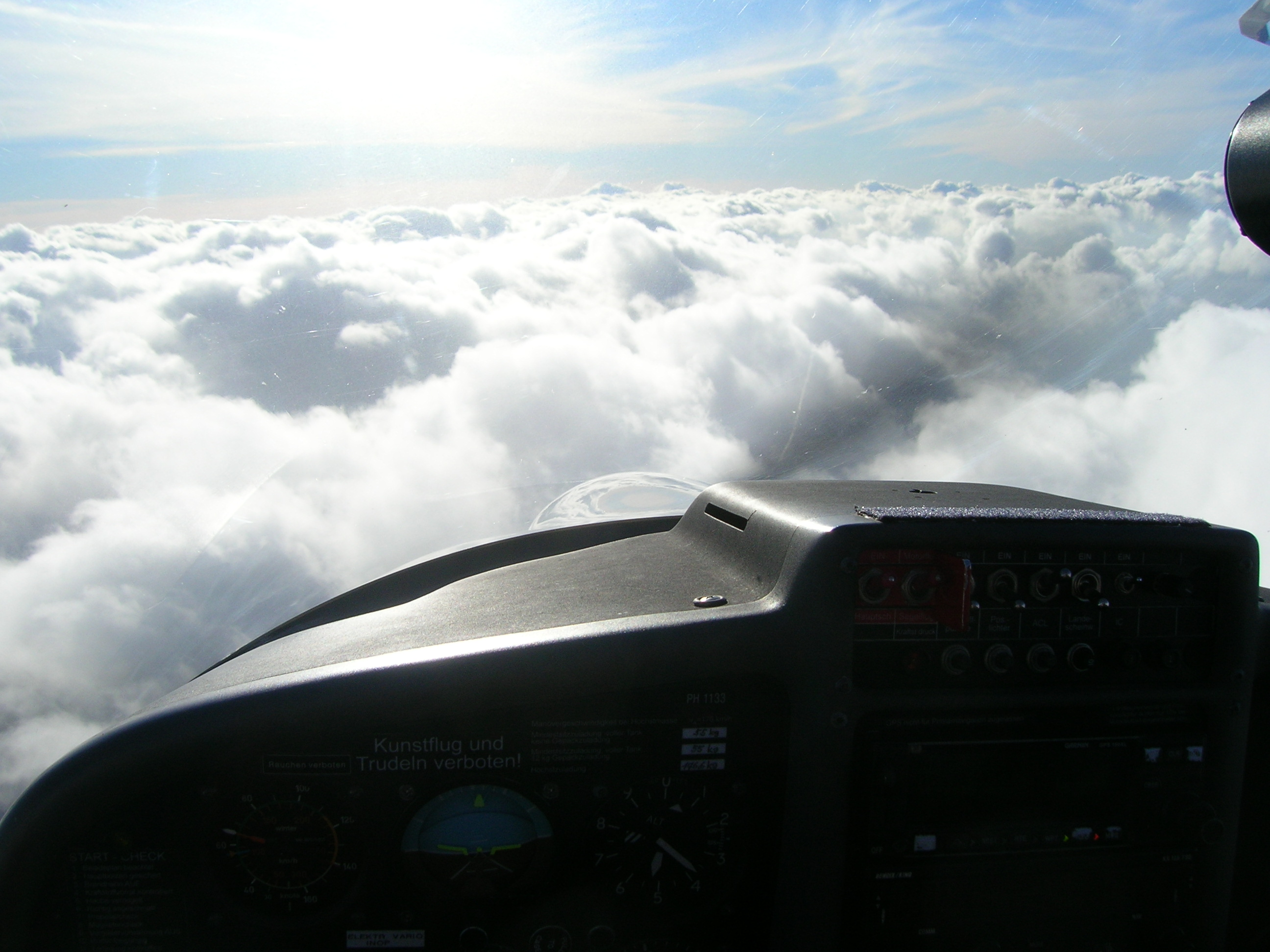 Cloud surfing 3