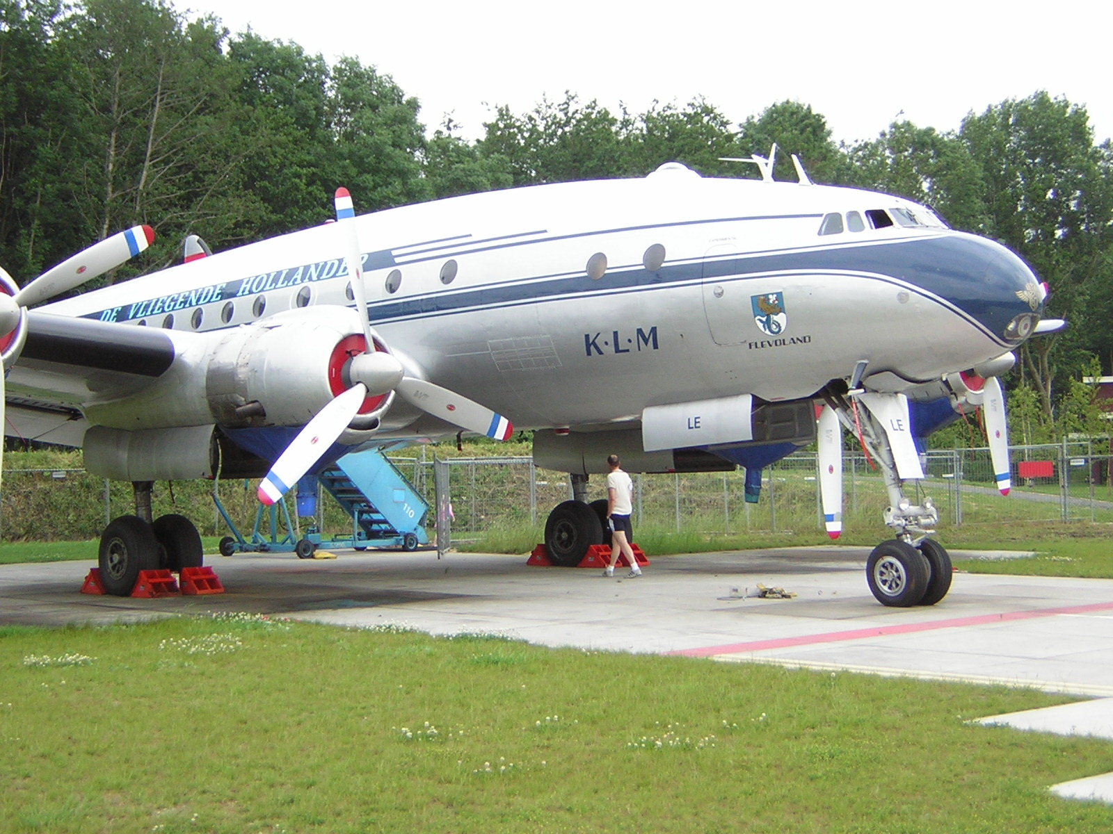 Constellation Aviodrome 1