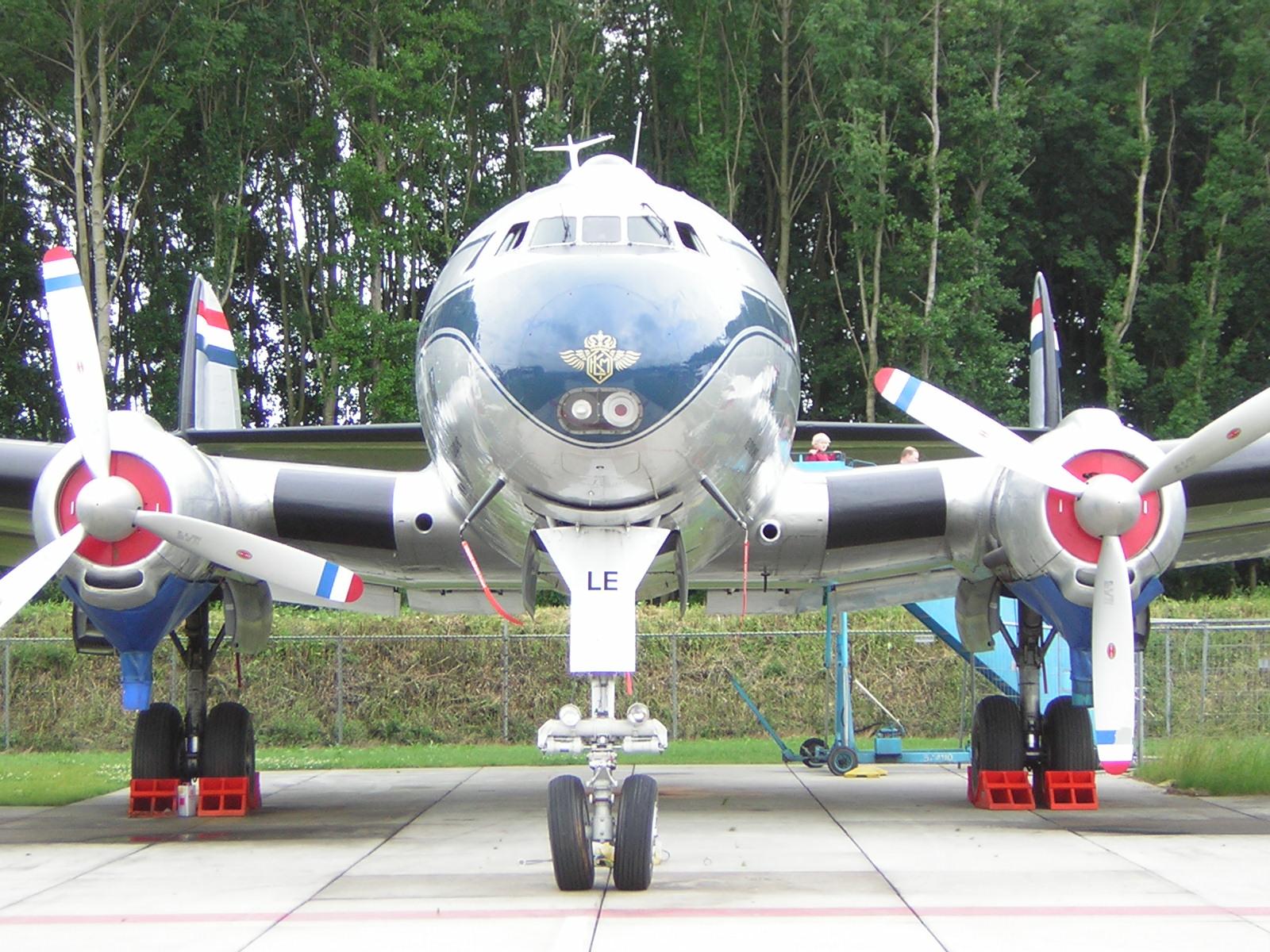 Constellation Aviodrome 2