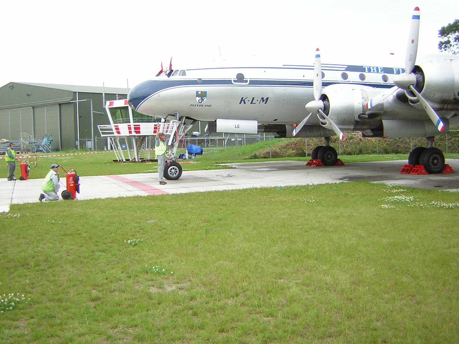 Constellation Aviodrome 3