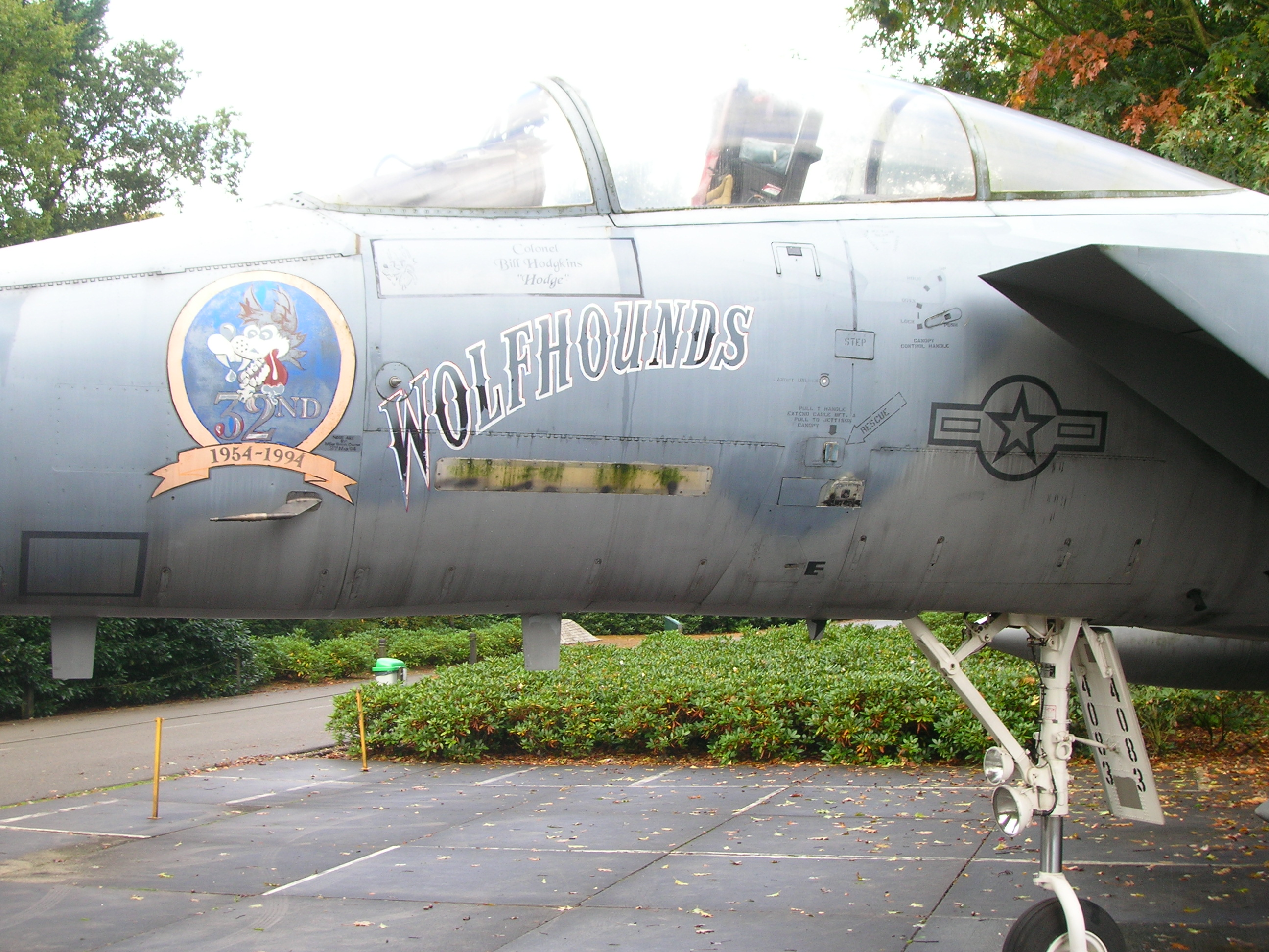 F-15 Wolfhound 32 TFS