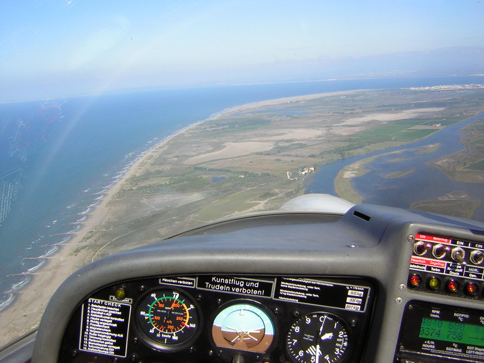 Flying in France6