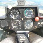 Glider cockpit 2