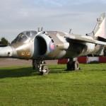 Harrier Manston