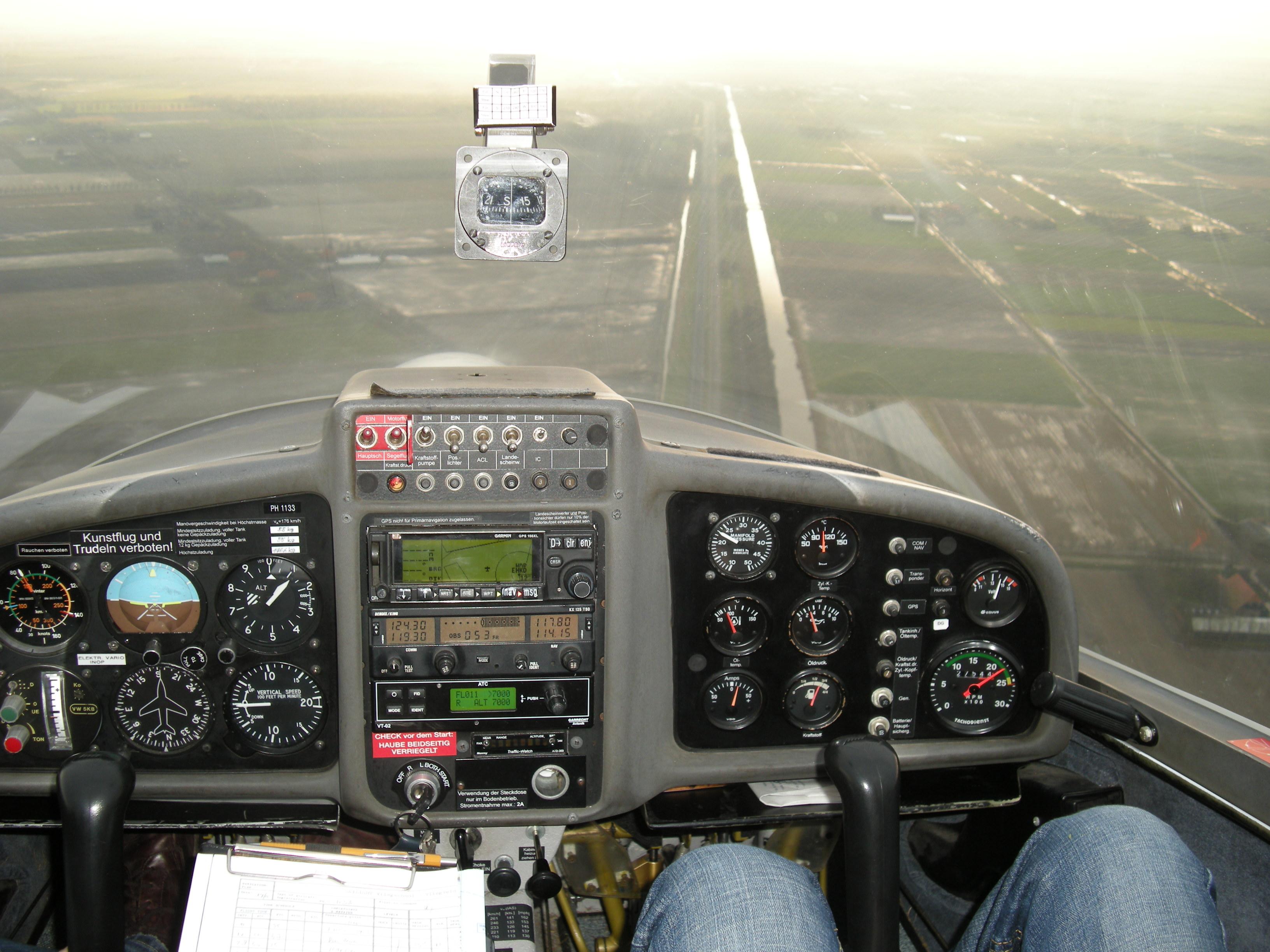 Overhead North Holand