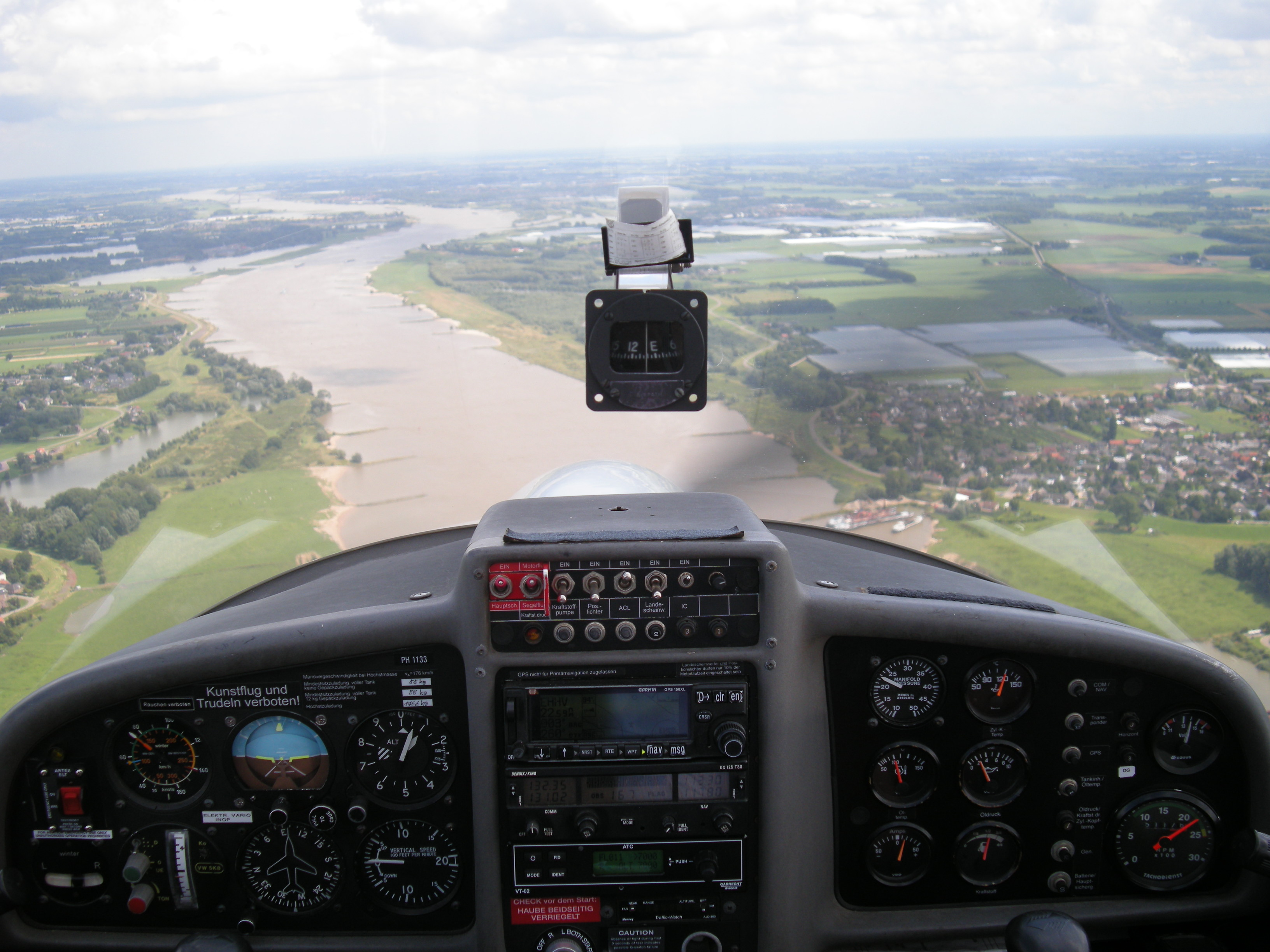 River flying 2