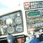 Super Dimona cockpit