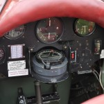 Tiger Moth cockpit 4