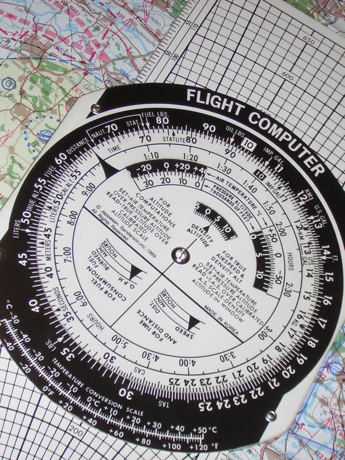 Flight computer