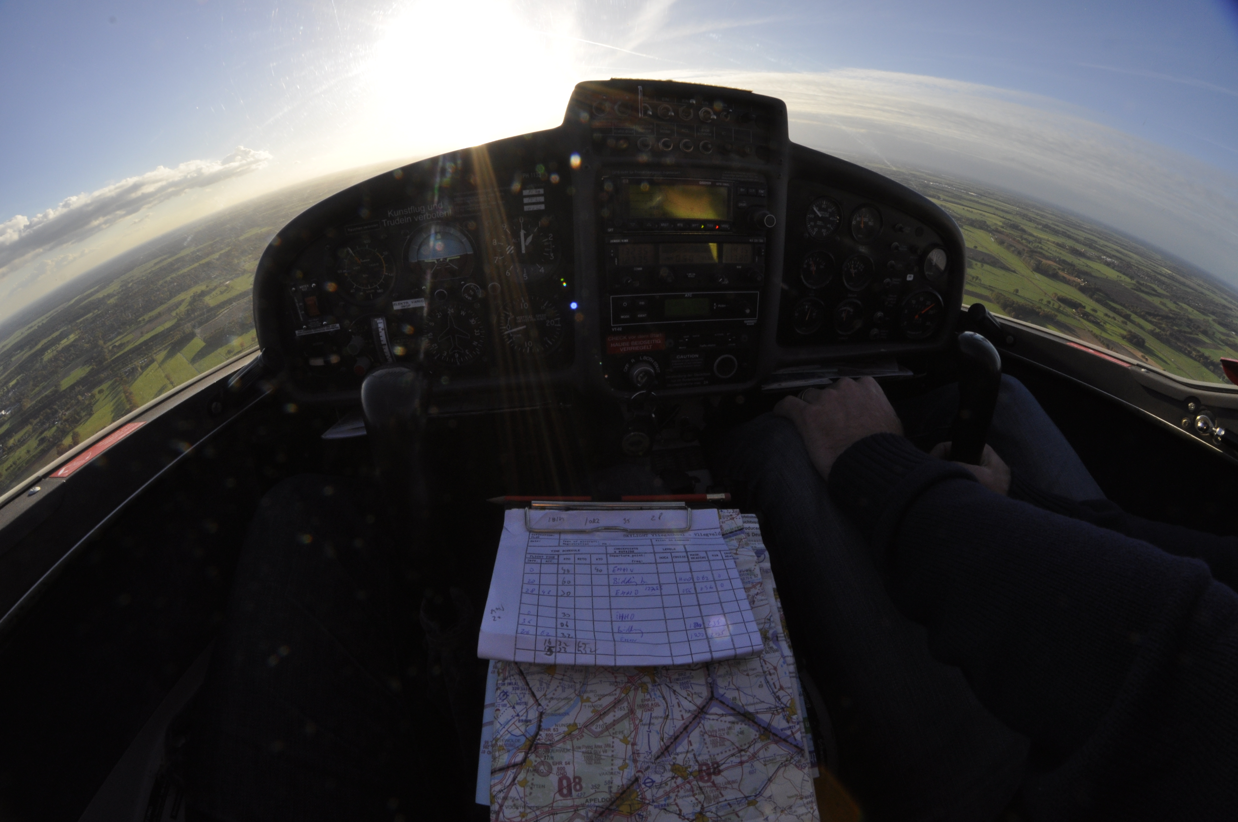 Cockpit fisheye3