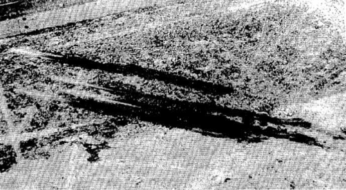 Diamond crash T38 Thunderbirds