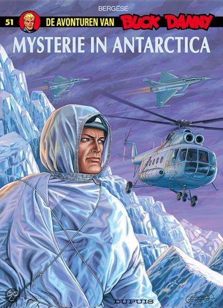 Mysterie in Antartica