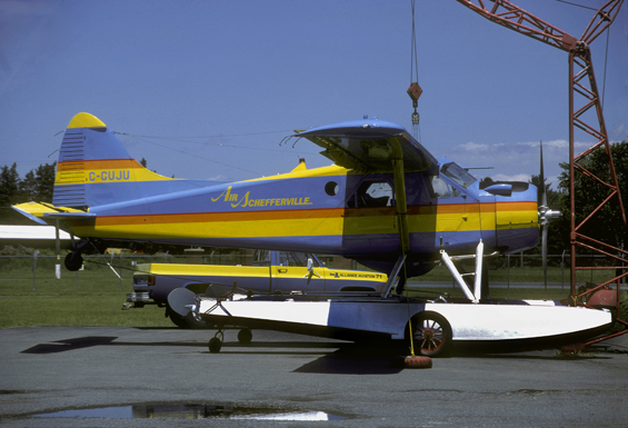 The Story of Laurentian Air Services For the Love of Flying