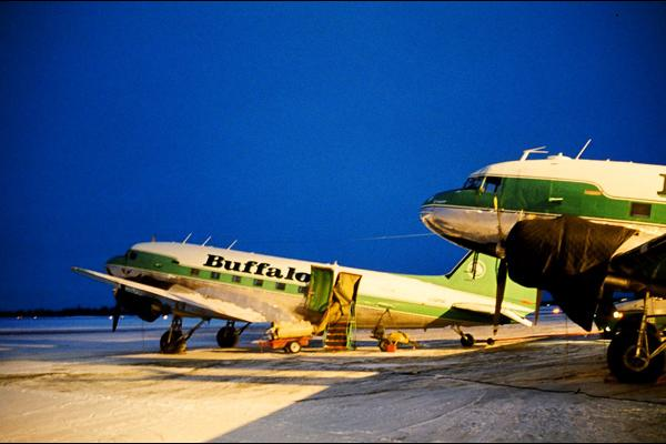 Buffalo Airwas DC3