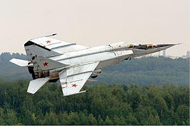 Russian_Air_Force_MiG-25 Foxbat