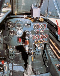 Cockpit Me262