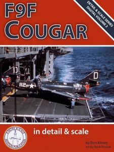Grumman F9F Cougar Detail & Scale Series