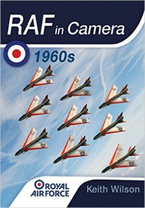 RAF in Camera 1950s and -1960s (2 books)
