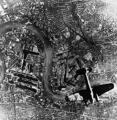 Air attack on London