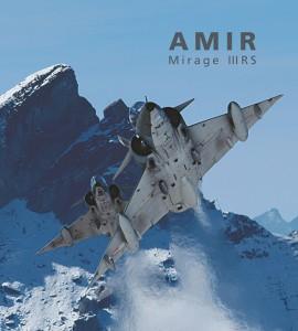AMIR Mirage IIIRS