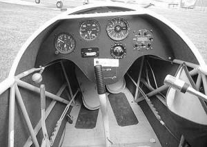 EJ05 Ka8 cockpit