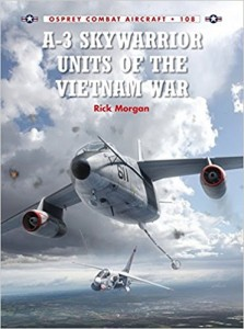 A-3 Skywarrior: Units of the Vietnam War