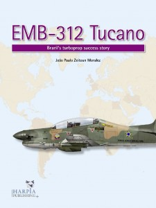 EMB-312 Tucano - Brazil's turboprop success story