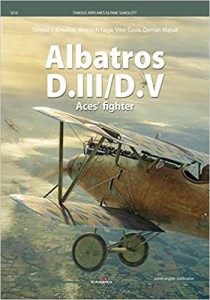 Albatros D.III/D.V: Aces' Fighter (Famous Airplanes)