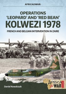 KOLWEZI 1978 Operations Leopard and Red Bean