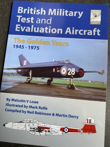 Flight Craft 18; British Military Test and Evaluation Aircraft The golden years 1945-1945